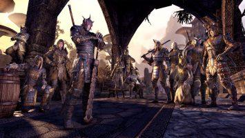 Зе элдер скролс онлайн (The Elder Scrolls Online