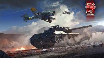 Вар тандер (War thunder)