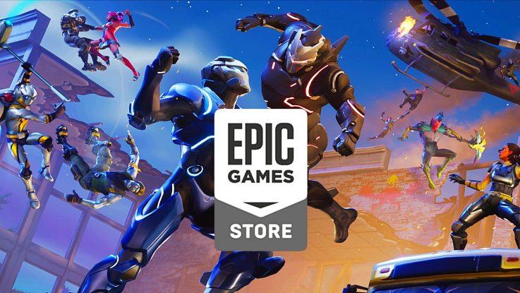 Эпик геймс (Epic games