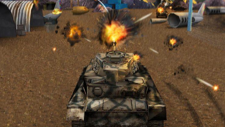 Танк страйк (Tank Strike)