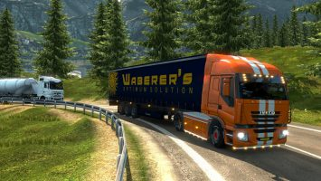 евро трак симулятор 2 (Euro Truck Simulator 2