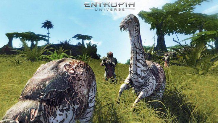 Энтропия юниверс (Entropia Universe)