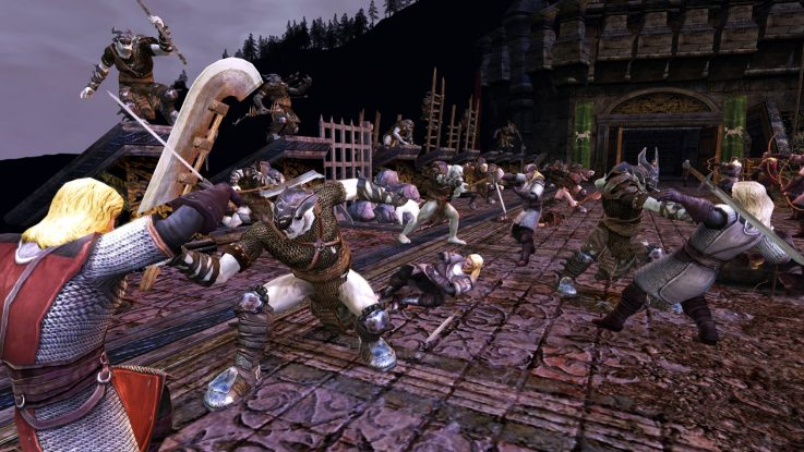 Зе лорд оф зе Рингс онлайн (The Lord of the Rings Online)