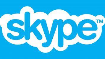 Скайпа (Skype)