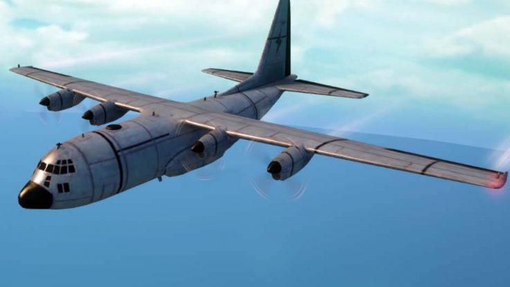 самолёт-бомбардировщик