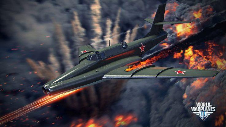 Ворлд оф Варплэйнс (World of Warplanes)