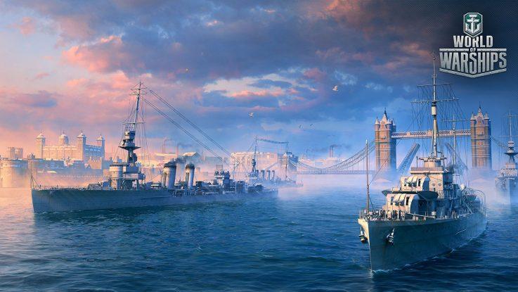 Ворлд оф варшипс (World of Warships)